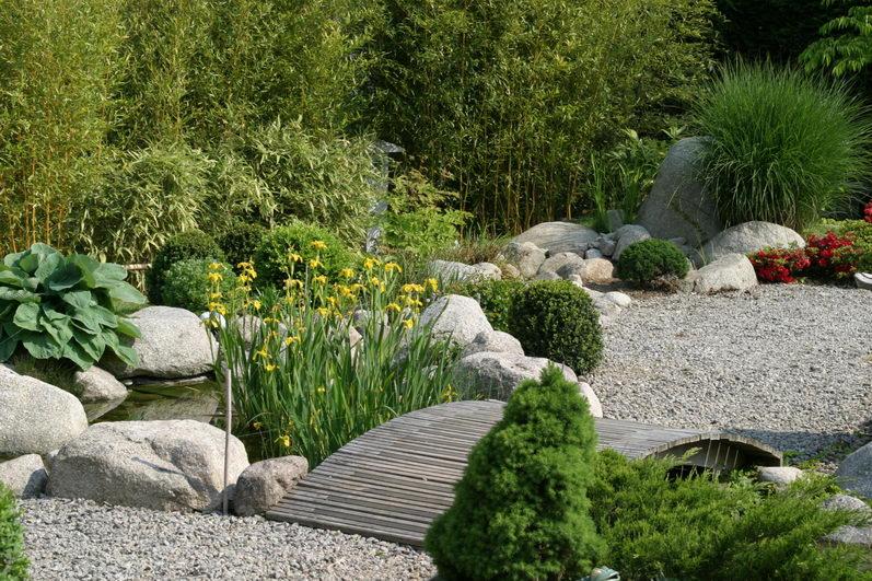 Bassin A Ko Et Jardin Japonais Richert 5 Le Jardin Japonais