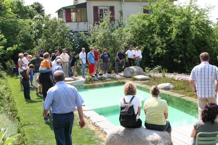 Aquamarathon alsacien 2007 bassin baignade biologique - Bassin baignade biologique bordeaux ...