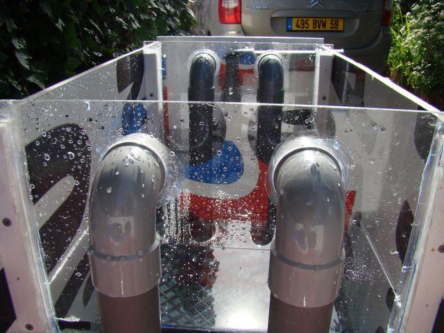 Filtre maison pour bassin filtre pour bassin bioclear for Filtre bassin koi