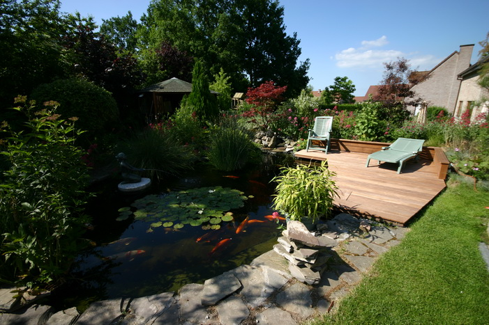 La Construction D Une Terrasse En Bois Composite Blog Bricolage
