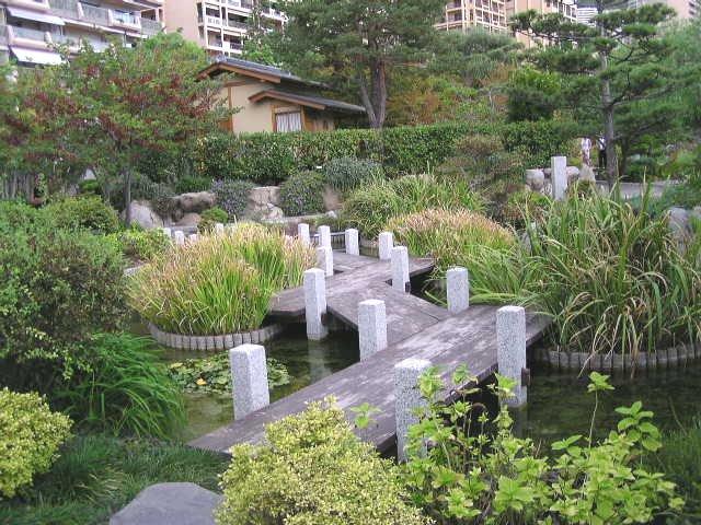 Le jardin japonais de monaco for Le jardin japonais
