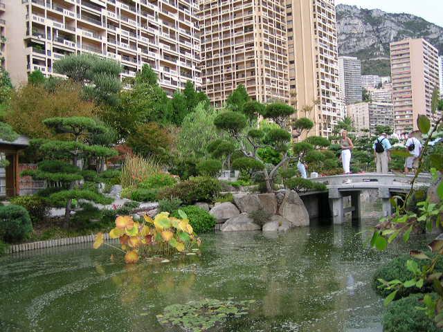 Le jardin japonais de monaco suite for Jardin japonais monaco