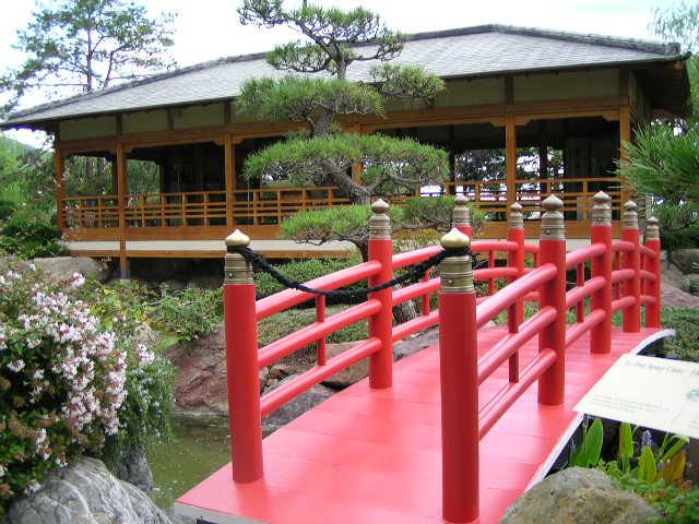 Le jardin japonais de monaco fin for Pont jardin zen