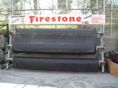 Cr ation d 39 un bassin m for Bache firestone