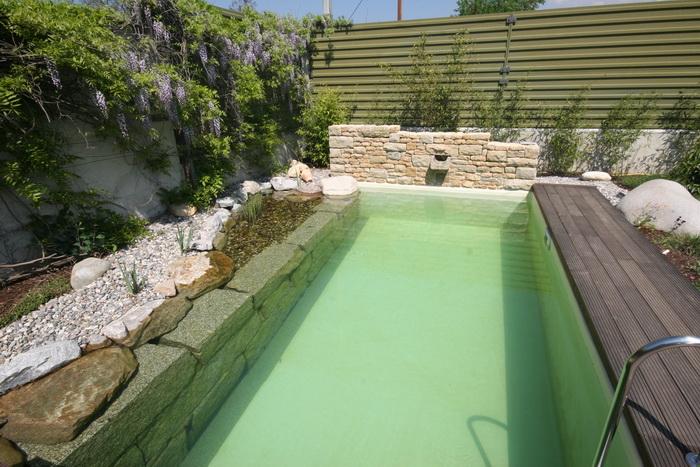Mini bassin jardin design de maison - Mini bassin de jardin ...