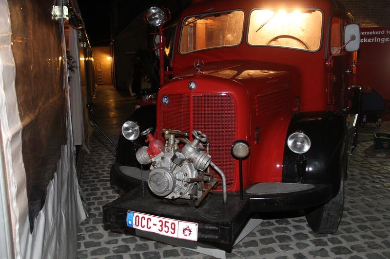 koifarmND camion de pompier