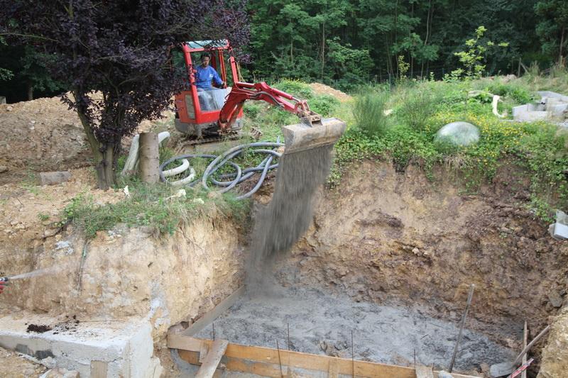Aquatechnobel Est Le Bassin De Jardin Jardin Japonais
